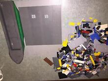 1.5 kg of Lego and Lego boat frame and 2 Lego flat building bases Hawthorne Brisbane South East Preview