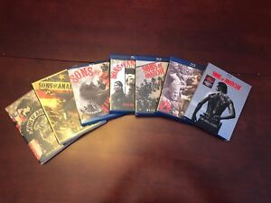 Sons of Anarchy - Complete serie - Seasons 1 to 7