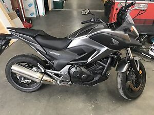 2014 Honda NC750X ABS Adventure Touring Sport Bike