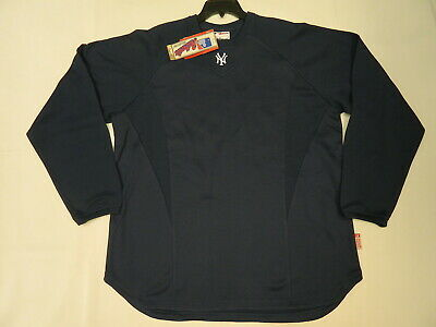 Authentic New York Yankees On-Field Embroidered Tech Fleece Large