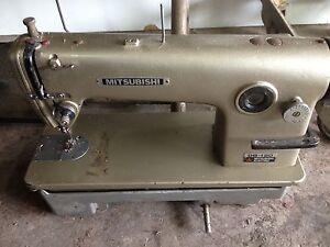 industrial sewing machine head Mitsubishi DB-120 Mirrabooka Lake Macquarie Area Preview