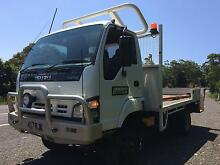 Isuzu NPS 250 4X4 Kurnell Sutherland Area Preview