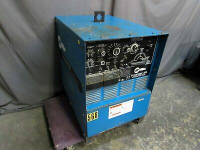 Miller Syncrowave 250 Tig Welder Power Generator