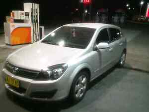 Holden Astra 2006 Wyong Wyong Area Preview