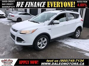 2015 Ford Escape SE|NAV|HEATED SEATS|LOW KMS