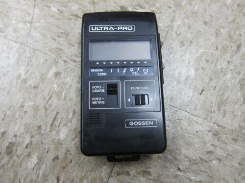 Gossen Ultra-Pro Digital Exposure Meter