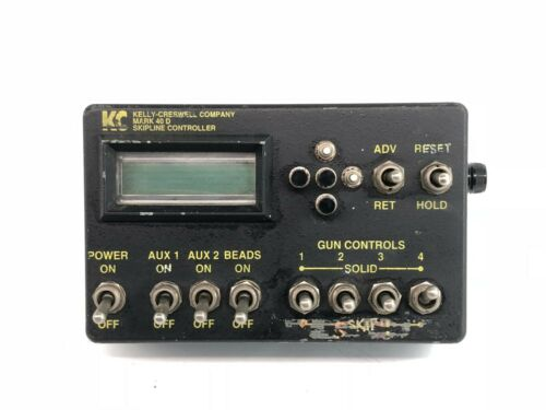 Kelly-Creswell Controller Mark 40D
