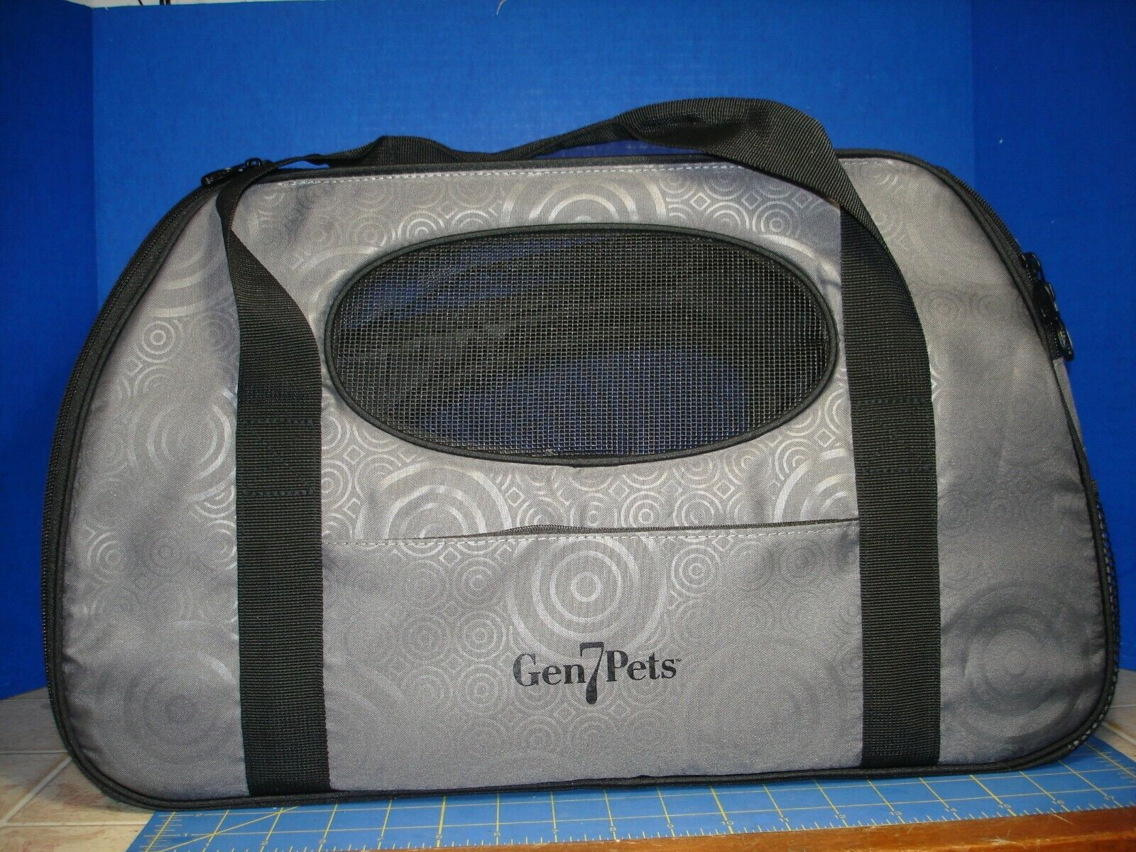 GEN7PETS CARRY ME PADDED PET CARRIER CAT DOG AIRLINE/CAR USE