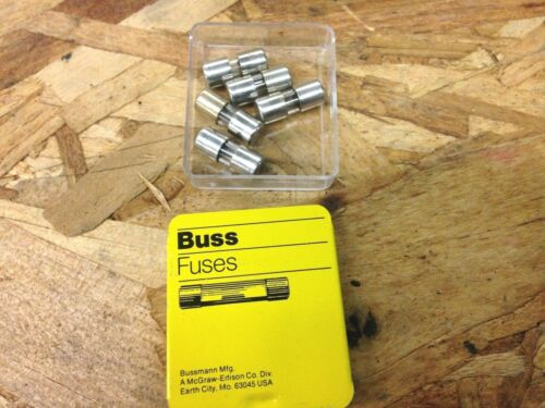 Buss fuses SFE 4 ( box of 5 )