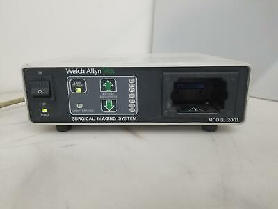 Welch Allyn 2001 Surgical Imaging System Light Source