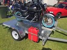 Motorcycle trailer Broadwater Busselton Area Preview