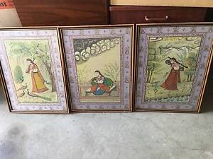 Assorted Paintings Greenacre Bankstown Area Preview