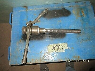 Nice South Bend Heavy 10 Lathe Hand Lever Action Collet Closer Part