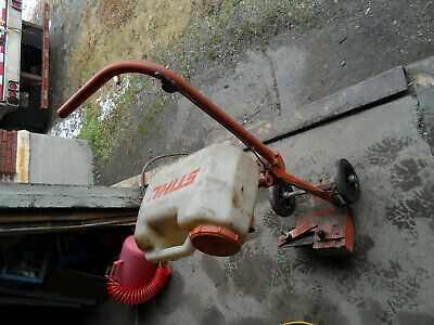 Stihl Concrete Saw Cutquik Cart