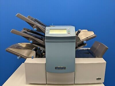 Pitney Bowes Di380 - Folder Inserter With Removable Drop Stacker Tray