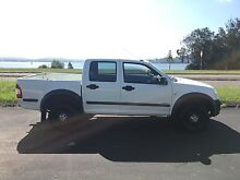 **Holden Rodeo Ute 2003 - 3.5l V6 - QUICK SALE REQUIRED** Eleebana Lake Macquarie Area Preview