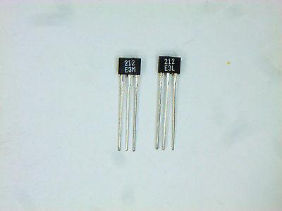 2sk212 Original Sanyo Jfet Transistor 2 Pcs