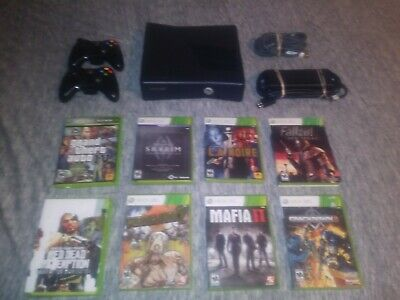 Microsoft XBOX 360 4GB Console Bundle GREAT CONDITION - TESTED - VERY NICE!
