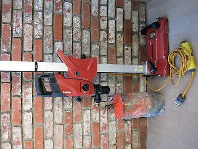 Hilti Dd 150-u Diamond Core Drill Motor Stand Dd150u Dd150