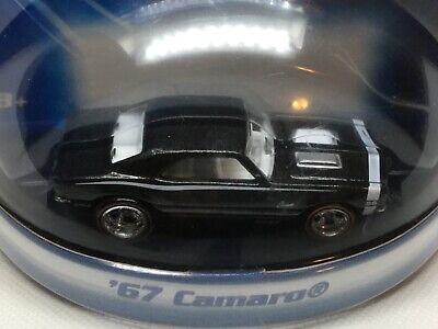 Hot Wheels Real Riders black '67 Camaro.