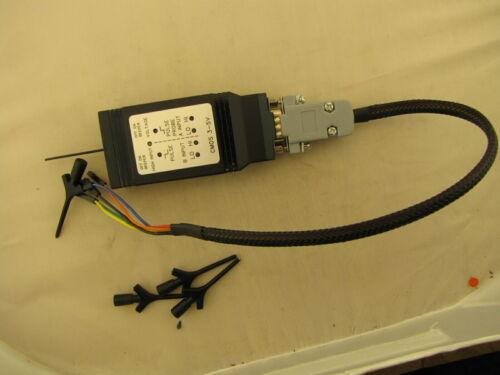 3.3V Cmos Logic Probe Dual Input 3-5V Operation With Pulse LEDs and Pulse Audio