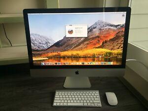 "Late 2009 iMac 27"""