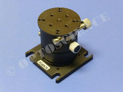 Newport Po46n-75 Tip Tilt Rotation Stage Prism Table Platform