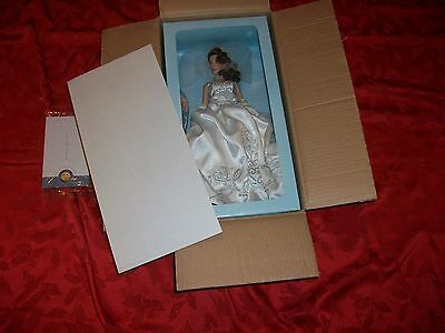 Used, Franklin Mint FABERGE Stasya Romanov Doll Brunette RARE  for sale  Mahopac