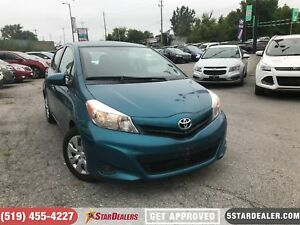 2014 Toyota Yaris LE | CAR LOANS APPROVED