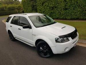 2008 Ford Territory TURBO - LOW 125,000KM - 1 YEAR WARRANTY Sippy Downs Maroochydore Area Preview