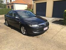 2006 MAZDA6 CLASSIC AUTOMATIC WITH REGO RWC Southport Gold Coast City Preview