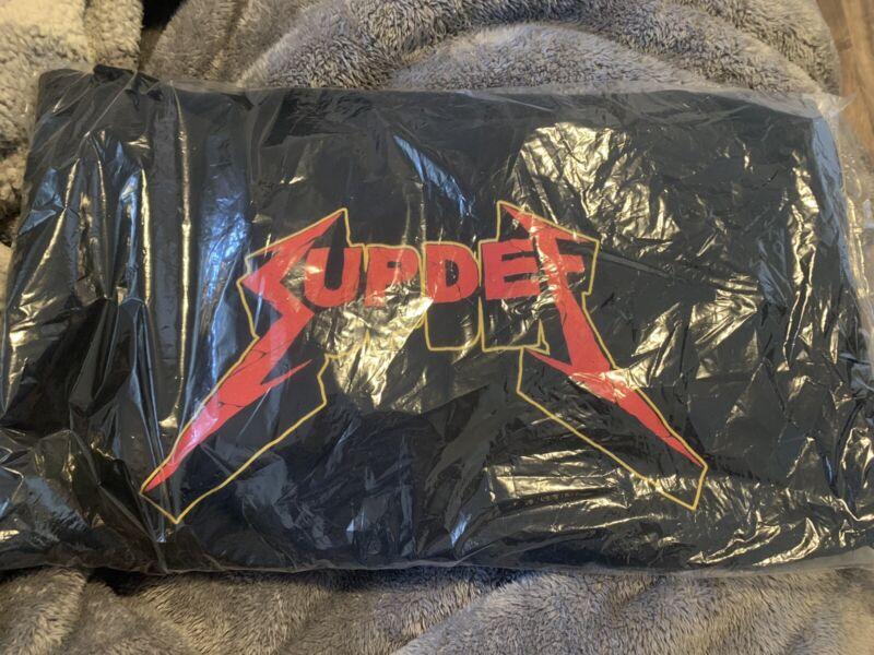 SupDef Suptallica sweatshirt XL Superior Defense