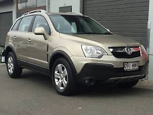 Holden Captiva from $55/week *** SPECIAL *** Ashmore Gold Coast City Preview