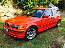 BMW 318i E46 2001 Sedan Auto Low 169000 Klms Dural Hornsby Area Preview