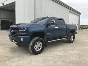 Lifted 2016 Chevy 1500 cash or trade