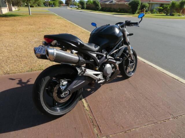 Ducati Monster 659 ABS -   Spot On Motorcycles  Spot On