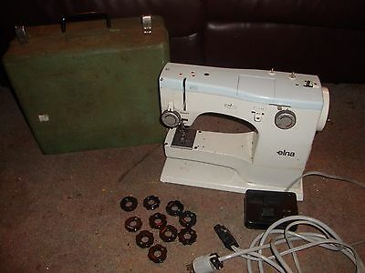 Швейная машина Elna SU Sewing Machine