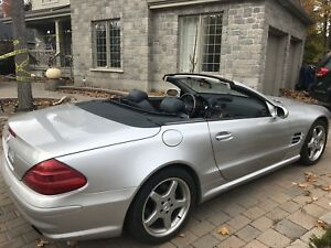 Mercedes Benz SL500 - $21,500