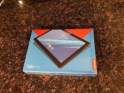 "NEW Lenovo Tab 4, 10.1"" Android Tablet, Quad-Core 1.4GHz, 2GB RAM, 32GB Storage"