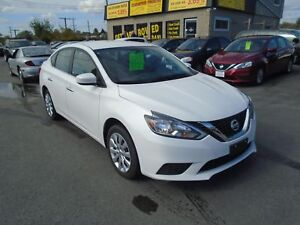 2016 Nissan Sentra -RATES AS LOW AS 3.69% OAC APPLY NOW!!!