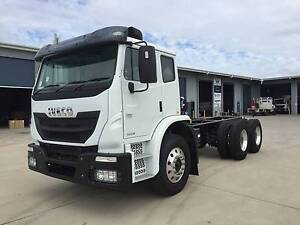 Iveco Acco 2350G (Agitator) Cab chassis Glanmire Gympie Area Preview
