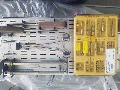 Medtronic Sofamor Danek 5.5mm Low Profile Crosslink Titanium Module