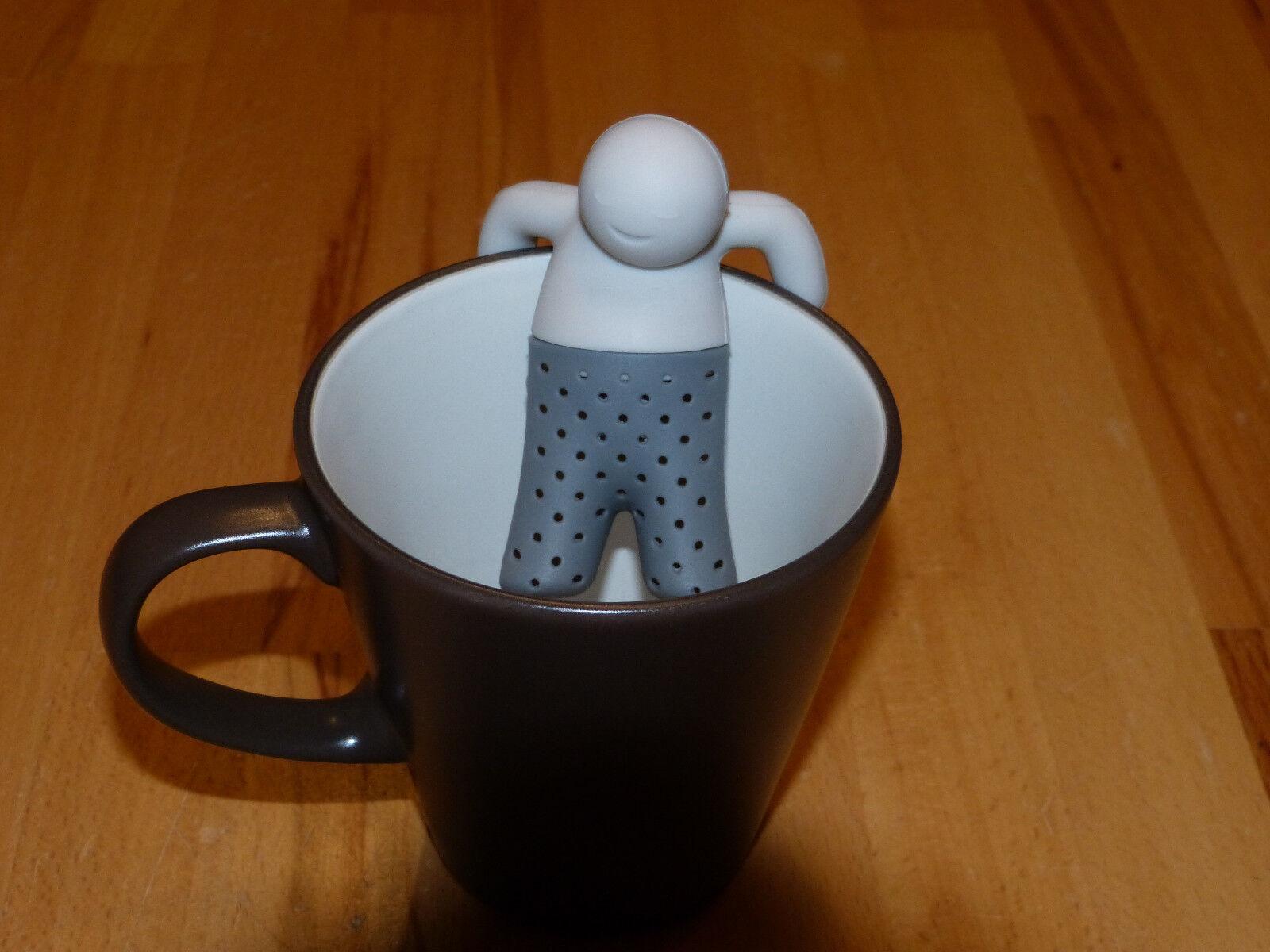 Teesieb iNeibo teeei aus Hochwertigem Silikon – lustiges teesieb set – geruchlos