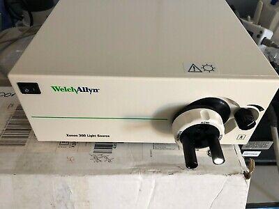 Welch Allyn Xenon 300 Light Source Never Used Still In Original Box Model 49801