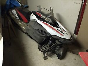 2008 limited edition Yamaha apex parts