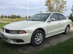2003 Mitsubishi Gallant. Please call number