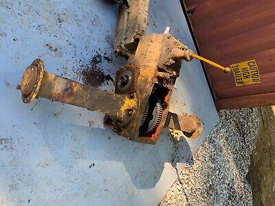 Case 580b Backhoe Trans Axle Parts Case 580ck Backhoe Trans Axle Parts