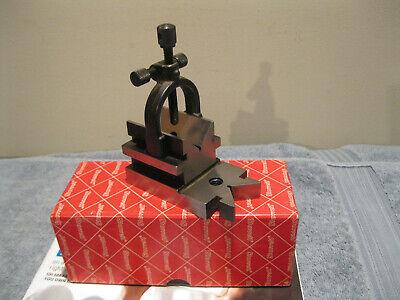 Starrett 567 V Block Wclamp Machinist Tools