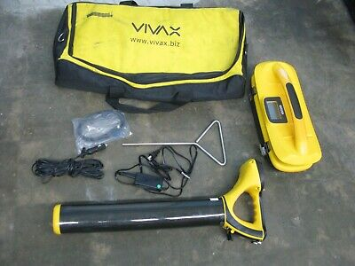 Vivax Metrotech Vlocpro2 Pipe Cable Utility Locator Transmitter Vx200-4