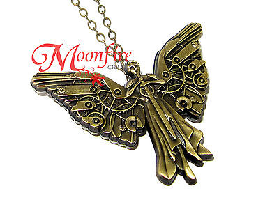 THE INFERNAL DEVICES TESSA'S CLOCKWORK ANGEL PENDANT NECKLACE BEST QUALITY!!!